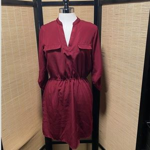 Ardene Red Large Dress